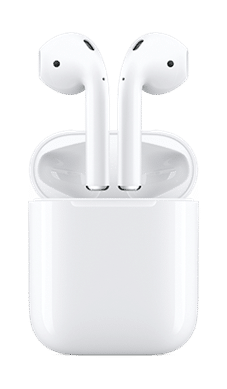 אוזניות Apple AirPods דור 2